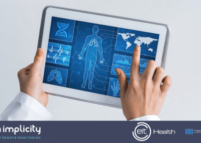 Implicity, successful French MedTech start-up, supported by EIT Health, scales-up its business across Europe and signs its first contract in Nordics – EN