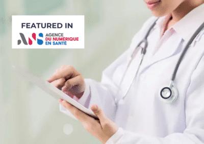 Numérique en santé webinar – FR